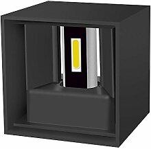 Splink Wandleuchte LED Innen / Außen Modern