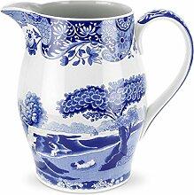 Spode Blau Italienisches 1,7Liter Porzellan