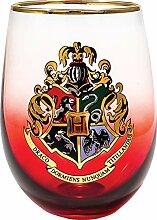 Spoontiques Hogwarts Glas ohne Stiel, 567 ml, Ro