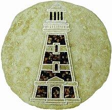 Spoontiques Leuchtturm Trittstein