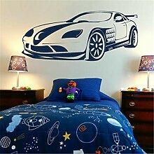 Sport Auto Aufkleber Aufkleber für Jungen Zimmer