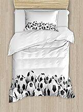 Sports Decor Bettbezug Set von ambesonne, Beispiel