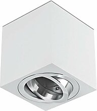 Spot Aluminium Aufbaustrahler 230V GU10 -