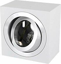 Spot Aluminium Aufbaustrahler - SLIM-CUBE -