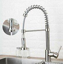 Spray Küchenarmatur Heiße und kalte Wasserhähne