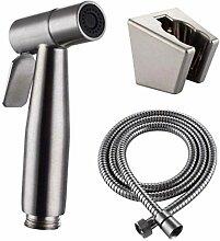 Sprayer Toilette WC-Sprayer Edelstahl -304