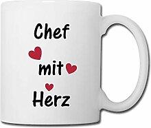 Spreadshirt Chef Mit Herz Vorgesetzter Teamchef