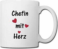 Spreadshirt Chefin Mit Herz Vorgesetzte Teamchefin