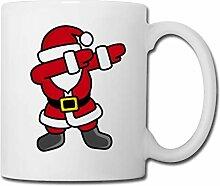 Spreadshirt Dabbing Santa Weihnachtsmann Dab