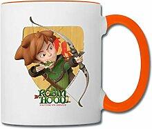 Spreadshirt Robin Hood Schießt Mit Seinem Bogen