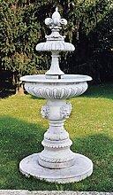 Springbrunnen LINDA H 215 Farbe grau
