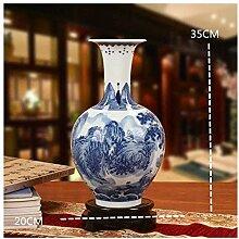 SPRINGHUA. Chinese Art Antike Handgemalte