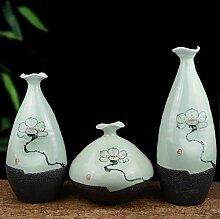 SPRINGHUA. Keramik kreative Handbuch Zen Vase