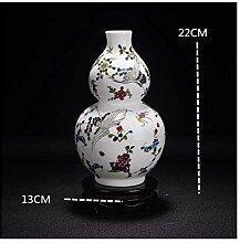 SPRINGHUA. Keramik Noctilucent Vase Emaille