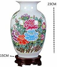 SPRINGHUA. Keramik Vase Haushalt Dekoration