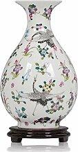 SPRINGHUA. Keramik Vase Leuchtende