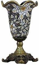 SPRINGHUA. Statuen European Resin Vase Hotels