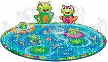 Sprinkle Spielmatte Pad, Planschbecken Sprinkler
