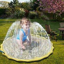Sprinkle und Splash Play Matte Wasser Spielzeug