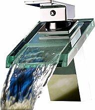 Sprinkle Wasserfall Waschbecken Wasserhahn mit