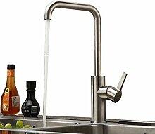 Sprinkle zeitgenössische Edelstahl Waschbecken Wasserhahn verchromt gebürstet waschtischarmatur armaturen badewannenarmatur spültischarmatur wasserhahn bad waschtischarmaturen