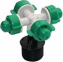 Sprinkler Gardening Watering. Zerstäubte Düse