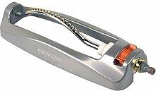 Sprinkler WHITE LINE - 18 Messing Düsen - Metallgehäuse