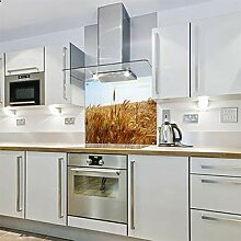 Spritzschutz für die Küche, aus Glas, 1000 x 700