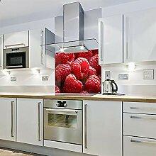 Spritzschutz für die Küche, Glas, 600 x 750 cm,