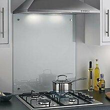 Spritzschutz für die Küche, Glas, transparent