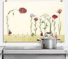Spritzschutz - Spritzschutz Leffler - Blumensamen
