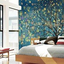 Sproud Die Bunten Baum Des Sofa Hintergrundbild Moderne Schöne Papel De Parede Für Wohnzimmer Wand Papier 200Cmx140Cm