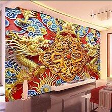 Sproud Für die großartige König lange Nafu Hintergrund Wand Benutzerdefinierte großen Fresko grüne Tapete Papel De Parede 200 cmX 140 cm benötigen