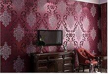 Sproud Ivy Morden Luxus Europen Tapete Bedruckt Floral 3D Non Woven Große Wandbilder Für Home Decor Wall Papers Für Wände Wohnzimmer 250 Cmx 175 Cm