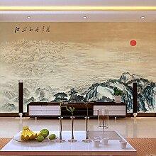 Sproud Papel De Parede Konferenzraum Rezeption dekorative Tapete Wandbild Landschaft Wallpaper Wandbild 200cmx140cm