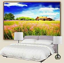 Sproud Wunderschöne Natürliche Landschaft Hintergrund Wand Große Wandmalereien Tapete Wohnzimmer Schlafzimmer Tapete Malen Hintergrundbild 300Cmx210Cm