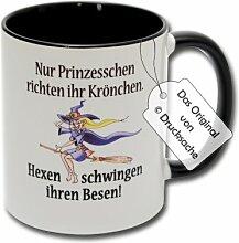 Spruchtasse Hexentasse Funtasse Kaffeebecher