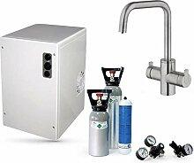 SPRUDELUX Untertisch-Trinkwassersystem Power Soda