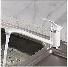Sprühfarbe Beige Küchenarmatur Waschbecken
