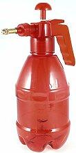 Spruehflasche 1.2L - TOOGOO(R) 1.2L Drucksprueher Pflanzen Wasser Spruehflasche klar