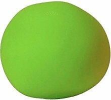 Sprung Stressball in grün - Antistressball Knautschball Sprungball Knetball
