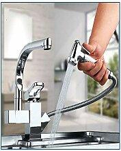Spülbecken Wasserhahn Messing Küchenarmatur