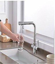 Spüle Wasserhahn Küchenarmatur mit gefiltertem