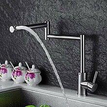 Spülenmischerhahn Küche waschbecken wasserhahn