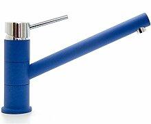 Spültisch Armatur Pita S Ocean Blue Blau Küchenarmatur Einhandmischer Wasserhahn