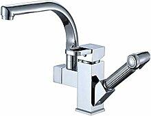 Spültischarmatur Küchenarmatur Swivelwasserhahn