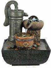 SPYXGS Desktop Kreative Brunnen Wasser Ornamente