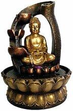 SPYXGS Kreative Chinesische Buddha Desktop