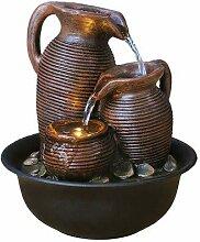 SPYXGS Kreative Feng Shui Wasser Brunnen