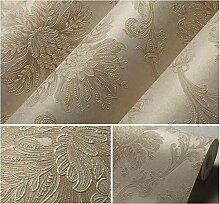 SQBZ Vlies Luxus im europäischen Stil bronzierte